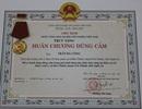 Truy tặng Huân chương dũng cảm cho thôn đội trưởng tử vong khi cứu rừng