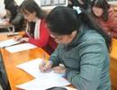 Thực hiện Thông tư 30, giáo viên phải... tập viết chữ đẹp