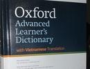 Ấn bản từ điển Oxford Anh - Việt có bản quyền đầu tiên tại Việt Nam