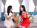 Đông Nhi giúp mẹ dọn nhà đón Tết