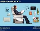 Air France ra mắt website quảng bá hạng phổ thông cao cấp