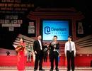 """Trung tâm Anh ngữ Cleverlearn: Top 30 """"Giải Thưởng Chất Lượng Vàng Thủ Đô 2012"""""""