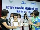100 sinh viên xuất sắc nhận học bổng Nguyễn Thái Bình