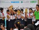 Sáng tạo sân chơi môi trường ý nghĩa cho học sinh tiểu học