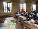 Trường xuống cấp, gần 800 học sinh nơm nớp lo sợ