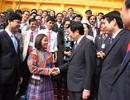 Chủ tịch nước lắng nghe tâm tư các nhà giáo