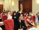Khi sinh viên chất vấn Đại biểu Quốc hội