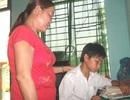 Người mẹ của học sinh nghèo