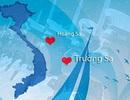 Lòng dân hướng về biển Đông
