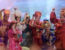 Với Nghệ sĩ Chí Trung và gia đình nhà Táo