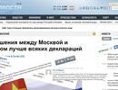 """""""Kỳ nhông"""" Dmitry Kosylev và bài báo làm tổn thương hai dân tộc!"""