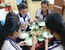 Bếp ăn Khuyến học dành cho học sinh nghèo