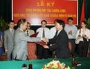 Báo Dân trí và báo Thế giới & Việt Nam ký thoả thuận hợp tác chiến lược