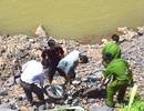 Nước tràn ở nhà máy thủy điện do... mất điện, một người chết