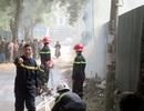 Hà Nội: Hỏa hoạn vì… dọn vệ sinh đón Tết