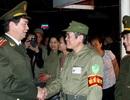 Bộ trưởng Bộ Công an chúc Tết tổ công tác 141 Hà Nội