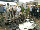 Hình ảnh ngổn ngang ở nhà máy Samsung Thái Nguyên sau vụ ẩu đả