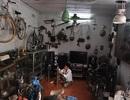 Thầy giáo tiểu học 10 năm đi sưu tập hàng nghìn kỷ vật thời chiến