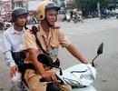 Sĩ tử và phụ huynh sẽ được cảnh sát giao thông trợ giúp suốt kỳ thi