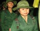 Sinh viên trải nghiệm với cuộc hành quân trong đêm
