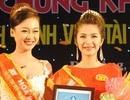 Nữ sinh ĐH Duy Tân tỏa sáng trong hội thi tài năng thanh lịch