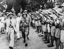 Hình ảnh Đại tướng Võ Nguyên Giáp và Quân đội Việt Nam những ngày đầu