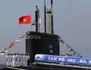 Tàu ngầm 636MV Việt Nam thuộc loại tiên tiến nhất lớp Kilo