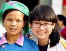 Nữ chủ tịch tuổi 16 đáng yêu của CLB tình nguyện