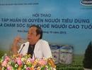 Vinamilk tư vấn chăm sóc sức khoẻ cho người cao tuổi Kiên Giang