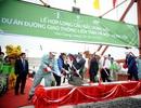 Hợp long cầu Bắc Hưng Hải trị giá 500 tỷ đồng