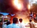 Cháy nhà hàng tại khu phố Tây, hàng chục khách tháo chạy