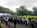 Hơn 65.000 lượt người viếng Đại tướng tại TPHCM