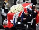 """Nước Anh trang trọng tiễn biệt """"bà đầm thép"""" Thatcher"""