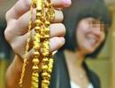 Trung Quốc: Mua thang gấp, nhận được gần 2kg vàng ròng