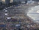 3 triệu tín đồ đón Giáo hoàng trong ngày cuối tại Brazil