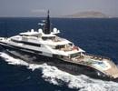 Chiêm ngưỡng siêu du thuyền có giá thuê 24 tỷ đồng/tuần
