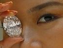 Chiêm ngưỡng viên kim cương trắng đắt nhất thế giới