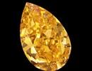 Viên kim cương màu cam lớn nhất thế giới có thể thu về 20 triệu USD