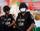 Thái Lan bắt lượng ma túy đá trị giá 30 triệu USD