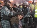 Mỹ dọa cấm vận Ukraine vì trấn áp người biểu tình