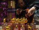 Giá vàng thế giới có thể khó lường do châu Á nghỉ Tết