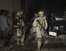 Hàng loạt nhân viên Liên hợp quốc tử nạn sau vụ đánh bom liều chết