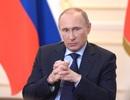 Tổng thống Nga Putin được đề cử giải Nobel hòa bình