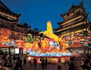 Trung Quốc lung linh trong lễ hội đèn lồng