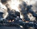 Thủ đô Ukraine ngùn ngụt khói lửa bạo lực, 25 người chết