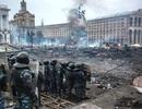 Bạo lực đẫm máu bùng phát tại Ukraine, thêm ít nhất 21 người chết