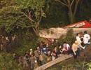 Thái Lan: Xe buýt lao xuống vực, ít nhất 30 người chết