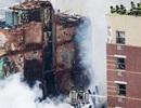 New York: 8 người vẫn mất tích trong vụ nổ khí gas gây sập chung cư