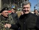 Ứng viên Tổng thống Ukraine tuyên bố sẽ giành lại Crimea từ tay Nga