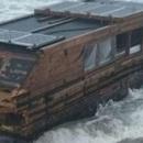 Bí ẩn đằng sau chiếc thuyền không người từ Canada trôi dạt đến Ireland